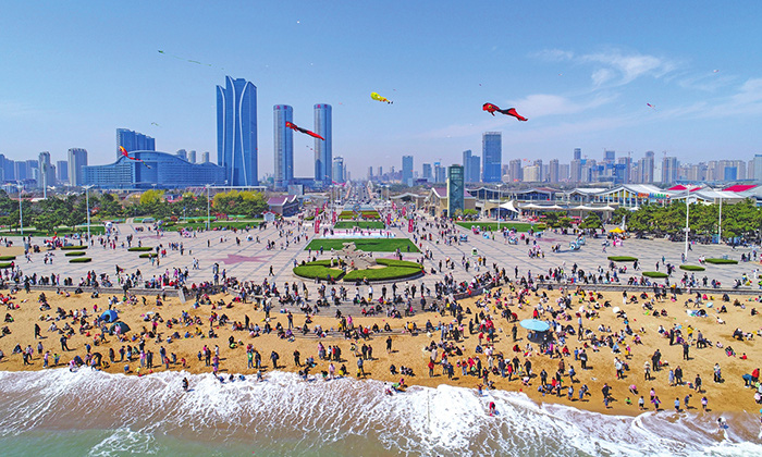 Trung Quốc: Hơn 200 triệu chuyến đi đã được đặt dịp nghỉ lễ 1/5 - Ảnh 1.