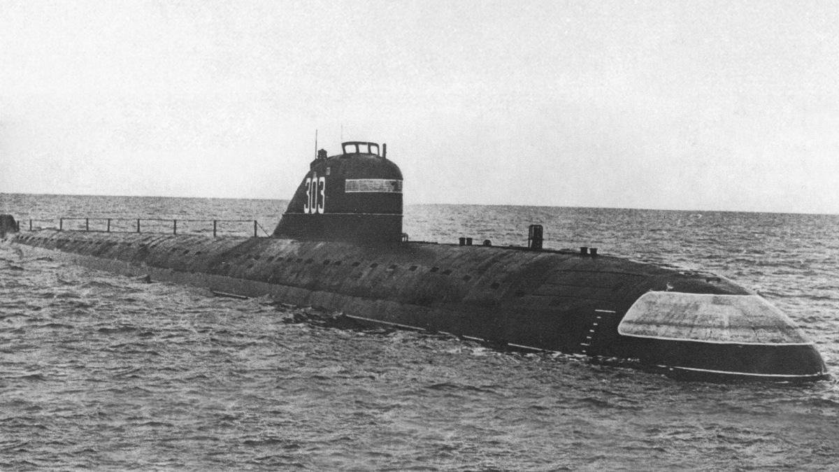 3 tàu ngầm nào của Nga từng chinh phục Bắc Cực? - Ảnh 1.