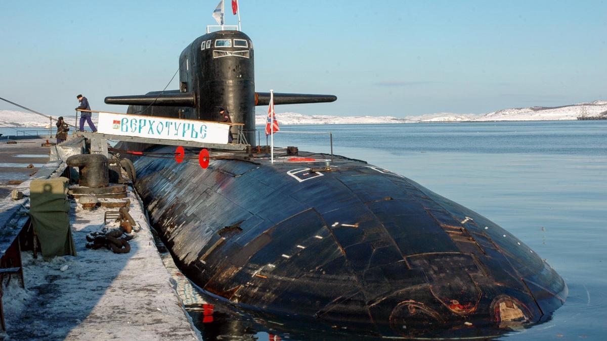 3 tàu ngầm nào của Nga từng chinh phục Bắc Cực? - Ảnh 2.