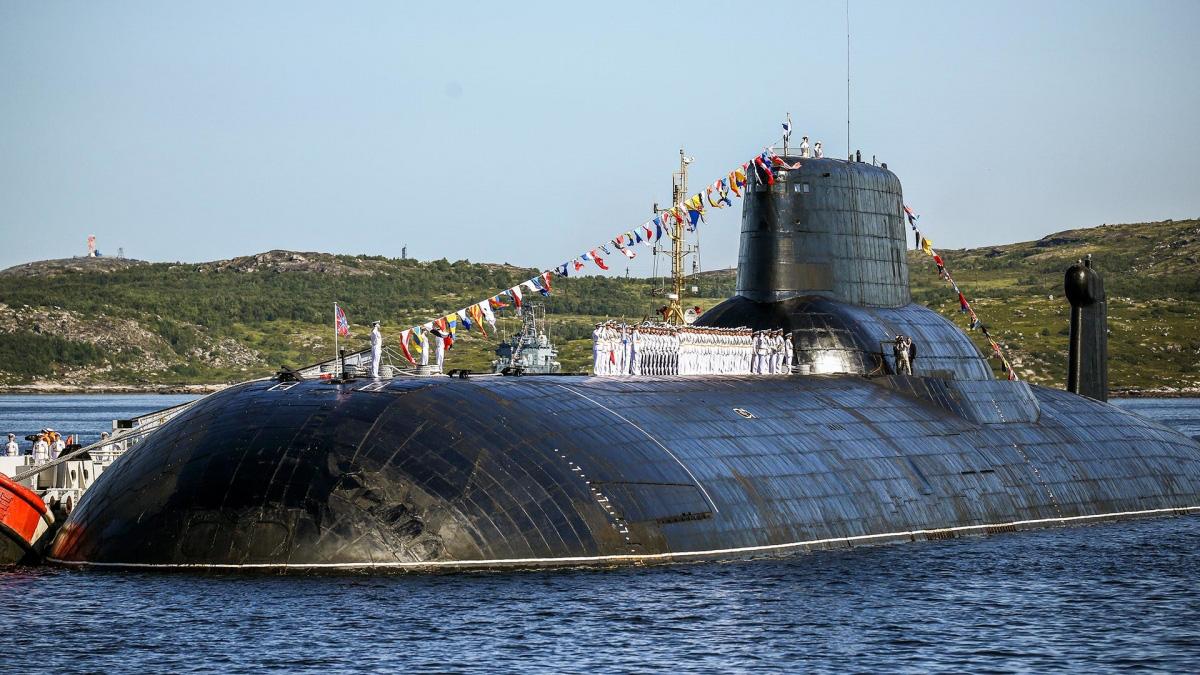 3 tàu ngầm nào của Nga từng chinh phục Bắc Cực? - Ảnh 3.
