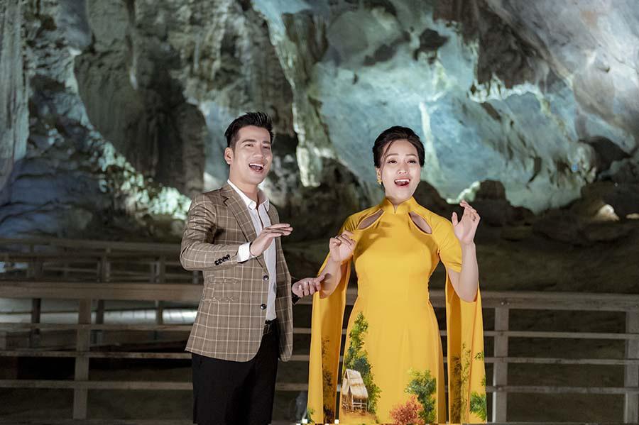 Đẹp mê mẩn với hình ảnh Quảng Bình thiên nhiên tươi đẹp trong MV của ca sĩ Trần Nguyên Thắng - Ảnh 5.