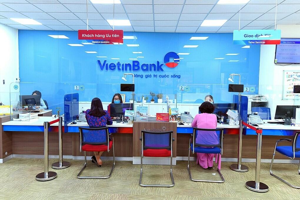 Mục lợi nhuận riêng lẻ của VietinBank cao hơn 400 tỷ so với năm 2020 - Ảnh 1.
