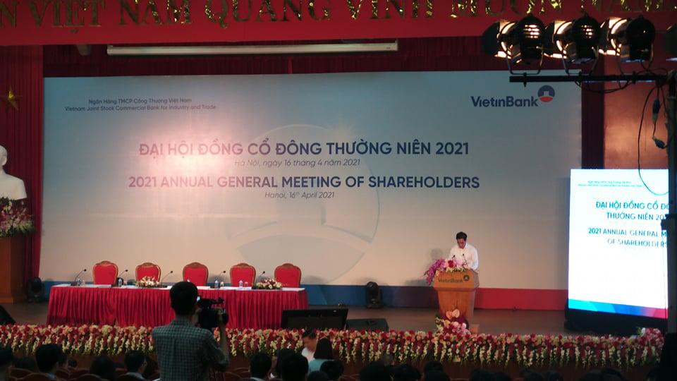 Mục lợi nhuận riêng lẻ của VietinBank cao hơn 400 tỷ so với năm 2020 - Ảnh 4.