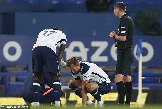 Tottenham mất điểm, Harry Kane chấn thương, HLV Mourinho vẫn nói cứng - Ảnh 1.
