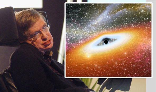 Phát hiện mới về hố đen đã giải đáp được câu hỏi Stephen Hawking? - Ảnh 1.