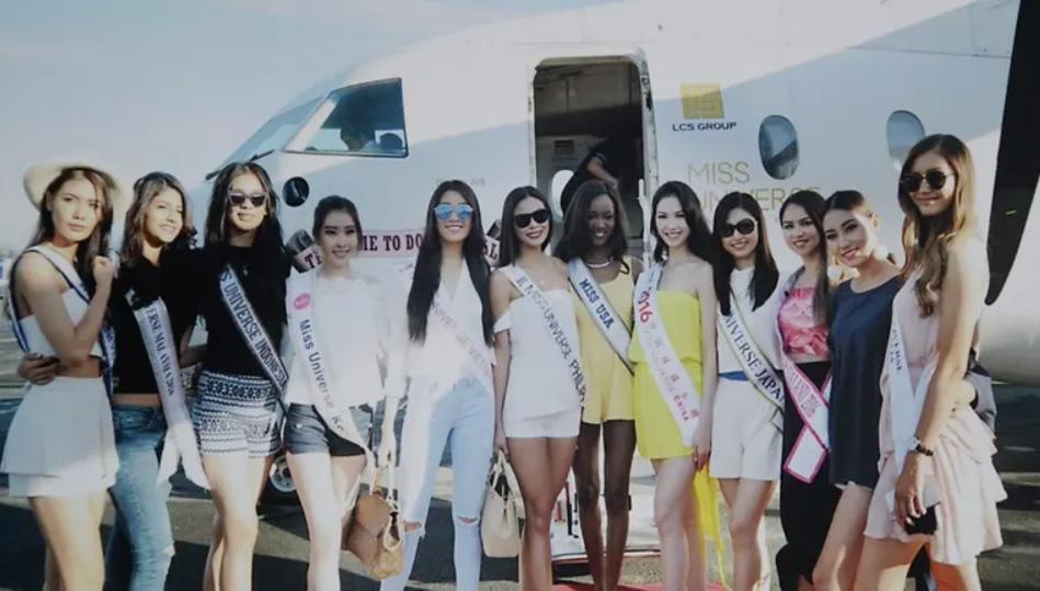 """Những cuộc """"ngã giá"""", những buổi """"tiếp khách"""" khi đi thi... Hoa hậu - Ảnh 3."""
