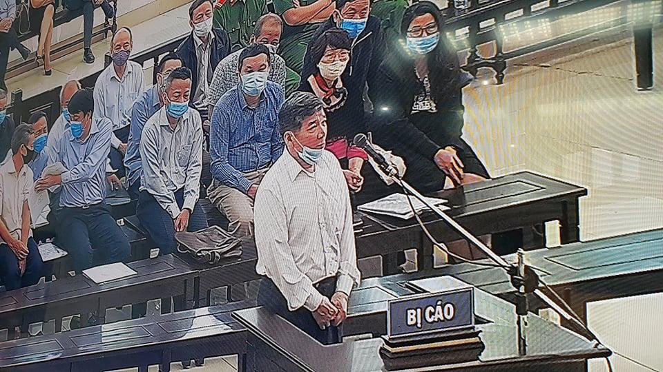 Vụ Gang thép Thái Nguyên có 19 bị cáo, nói lời sau cùng chỉ có 18 - Ảnh 3.
