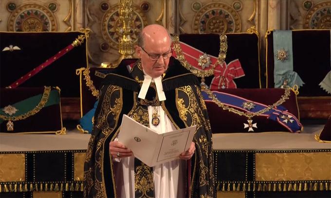Hình ảnh cực quý tộc của đám tang Hoàng thân Philip - Ảnh 20.