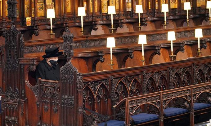 Hình ảnh cực quý tộc của đám tang Hoàng thân Philip - Ảnh 22.
