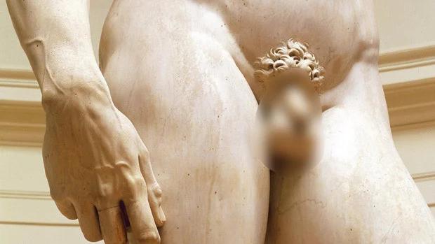 """Lý do các bức tượng Hy Lạp cổ lại có """"chỗ ấy"""" bé một cách thảm thương - Ảnh 1."""
