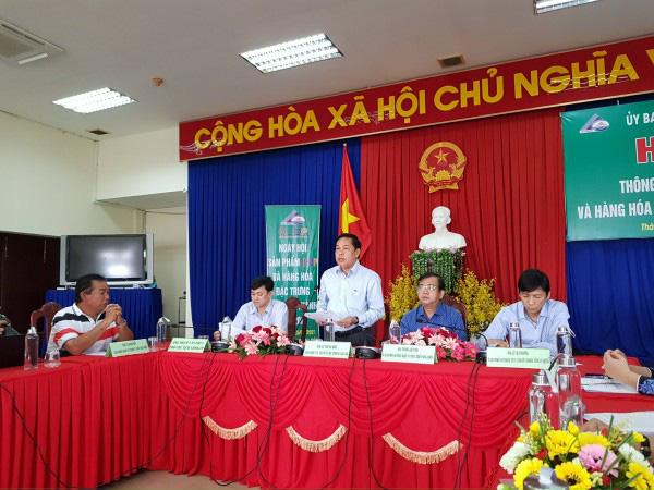 """24 tỉnh, thành tham gia """"Ngày hội Sản phẩm OCOP và hàng hóa đặc trưng các tỉnh thành năm 2021"""" tại Châu Đốc - Ảnh 1."""