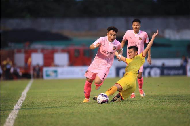 """BXH V.League 2021: Hải Phòng """"tập xác định"""", Đông Á Thanh Hóa bứt phá! - Ảnh 3."""