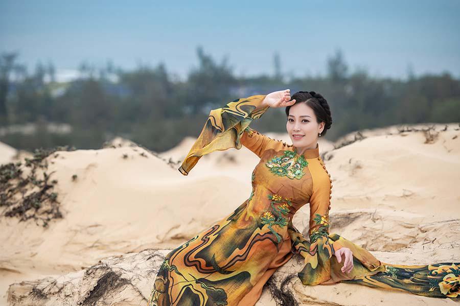 """Sao Mai Huyền Trang quảng bá hình ảnh Quảng Bình qua MV """"Anh có về Quảng Bình cùng em"""" - Ảnh 6."""