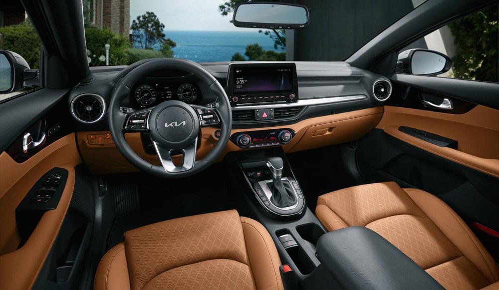 Kia Cerato 2021 được vén màn với thiết kế mới, theo phong cách của EV6 - Ảnh 3.