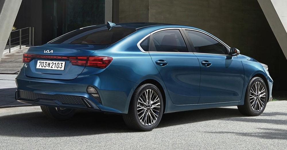 Kia Cerato 2021 được vén màn với thiết kế mới, theo phong cách của EV6 - Ảnh 2.