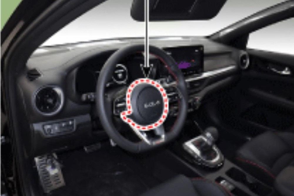 Kia Cerato 2021 được vén màn với thiết kế mới, theo phong cách của EV6 - Ảnh 4.