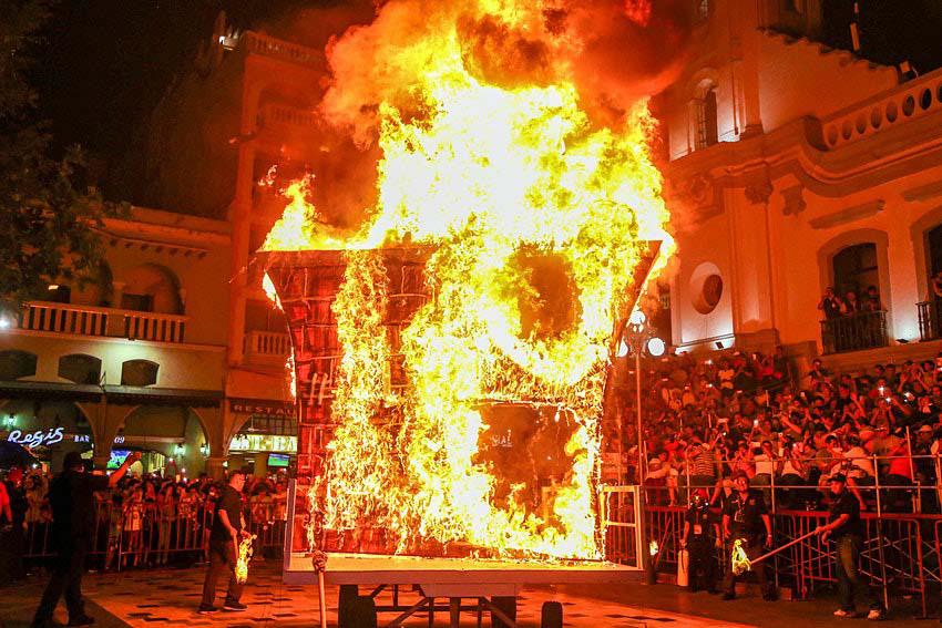 Độc đáo với các lễ hội truyền thống của Mỹ Latinh - Ảnh 1.