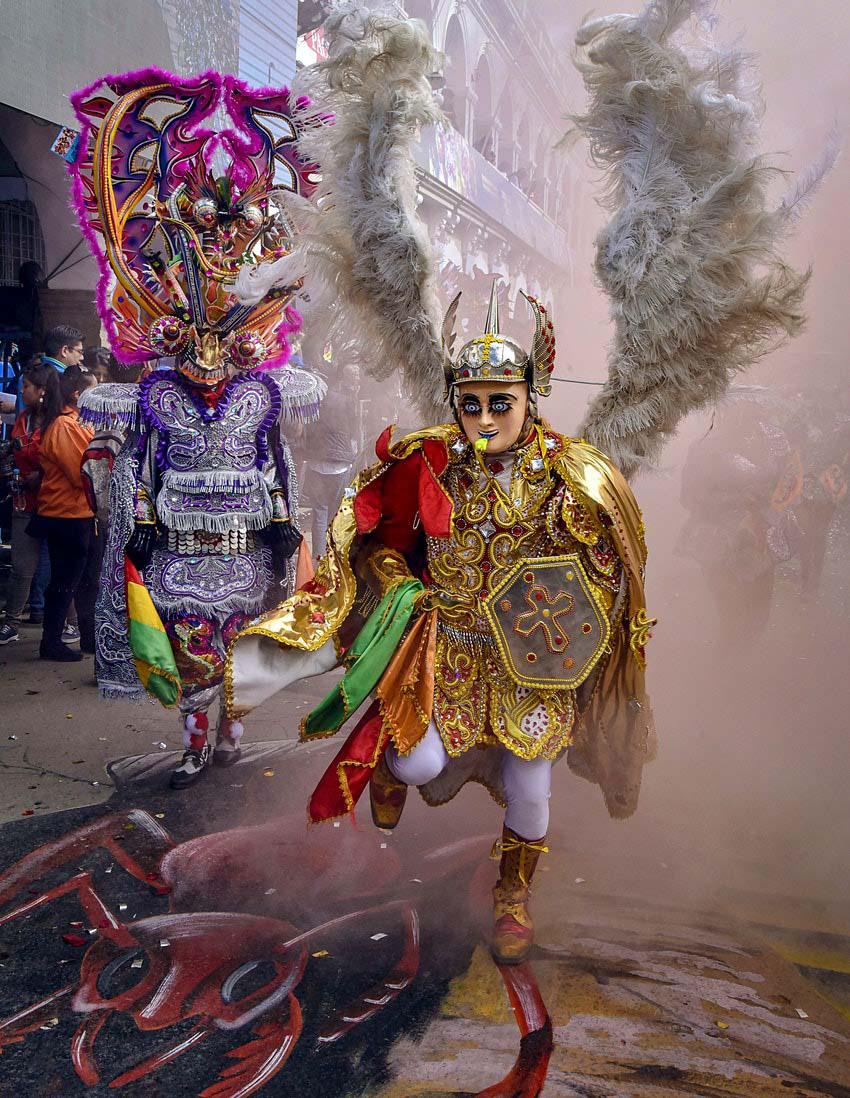 Độc đáo với các lễ hội truyền thống của Mỹ Latinh - Ảnh 4.