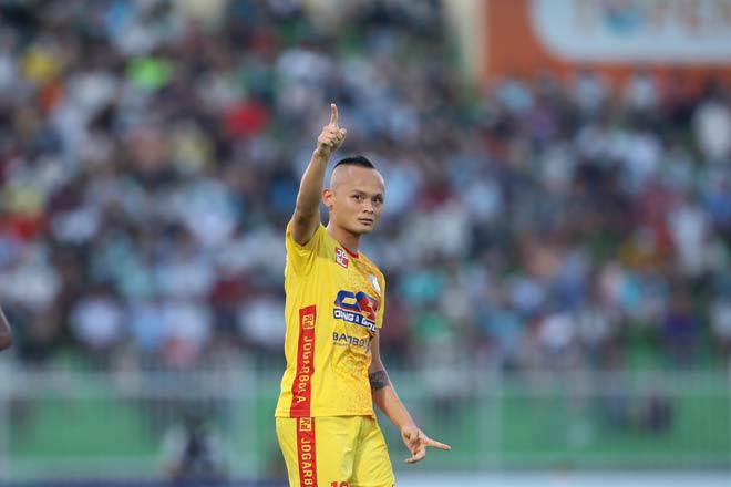 """BXH V.League 2021: Hải Phòng """"tập xác định"""", Đông Á Thanh Hóa bứt phá! - Ảnh 4."""