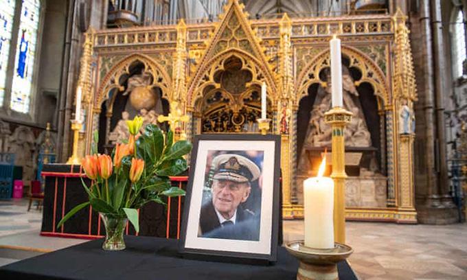 Hình ảnh cực quý tộc của đám tang Hoàng thân Philip - Ảnh 16.