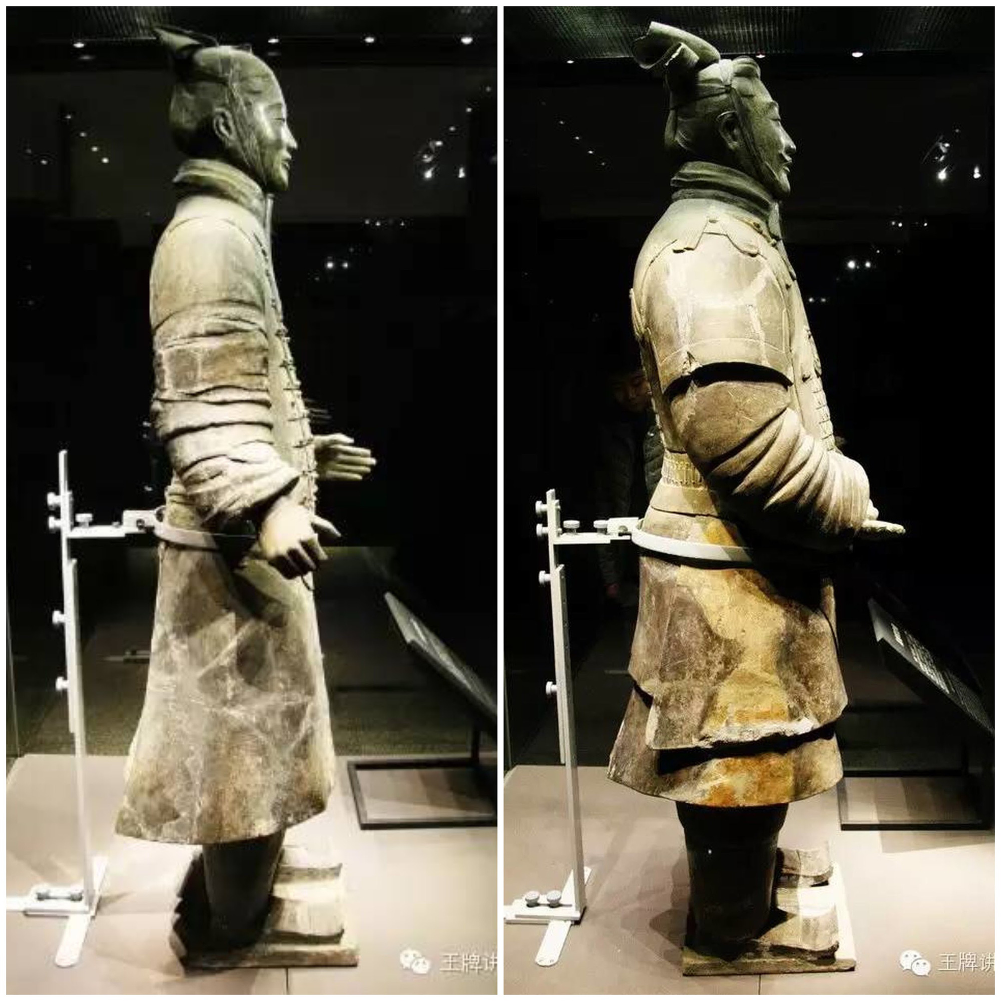 Tượng binh mã trong lăng mộ Tần Thủy Hoàng: Mọi gương mặt đều khác nhau? - Ảnh 4.