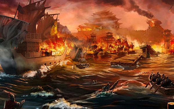 """Trận Xích Bích: Lưu Bị chỉ là """"đội cổ vũ"""" với Tôn Quyền - Ảnh 1."""