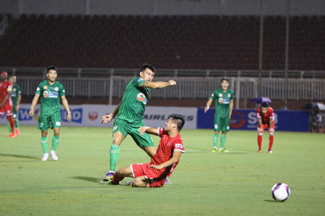 """BXH V.League 2021: Hải Phòng """"tập xác định"""", Đông Á Thanh Hóa bứt phá! - Ảnh 2."""