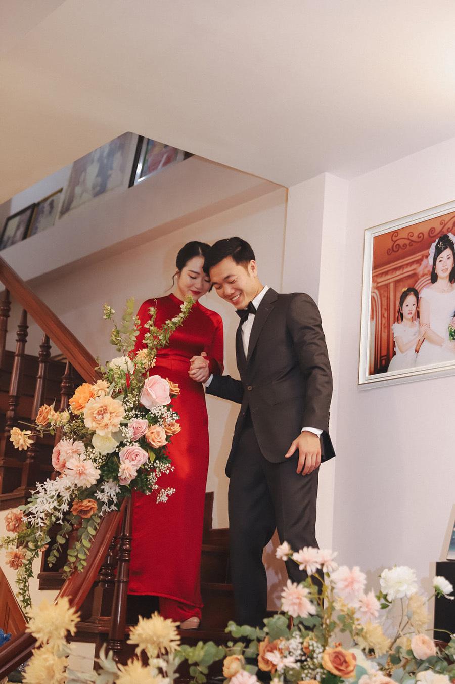 """Loạt hình Xuân Trường và Nhệ Giang cứ """"hở ra"""" là hôn nhau - Ảnh 7."""