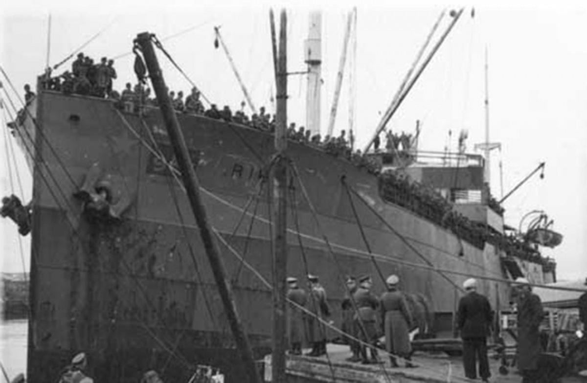 Hải quân Anh mắc sai lầm định mệnh, hơn 2.000 lính Liên Xô chết đuối - Ảnh 2.