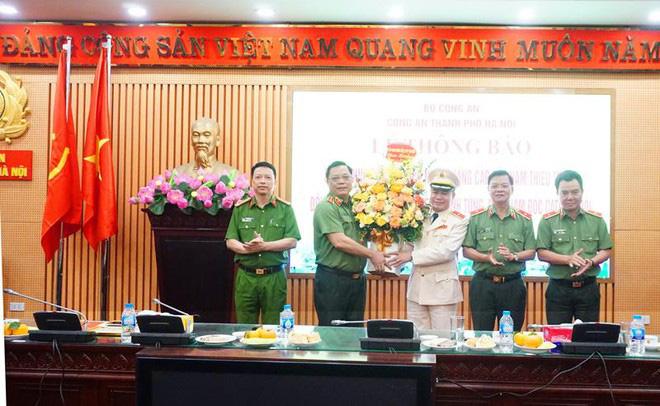 Chân dung Phó Giám đốc Công an TP.Hà Nội vừa được thăng cấp bậc hàm Thiếu tướng - Ảnh 1.