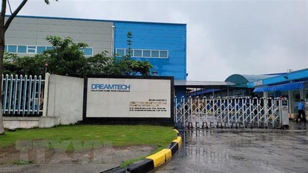 Bắc Ninh: Cháy trong Khu công nghiệp VSIP, 3 công nhân tử vong - Ảnh 1.
