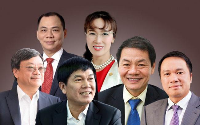 """""""So găng"""" thu nhập của tỷ phú Phạm Nhật Vượng và các đại gia Việt đang sở hữu khối tài sản tỷ USD - Ảnh 5."""