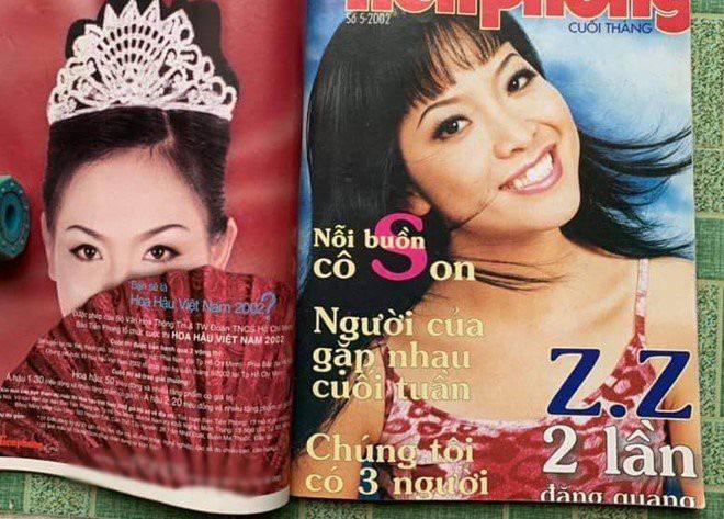 Những hình ảnh thuở còn thanh xuân của MC Thảo Vân - Ảnh 2.
