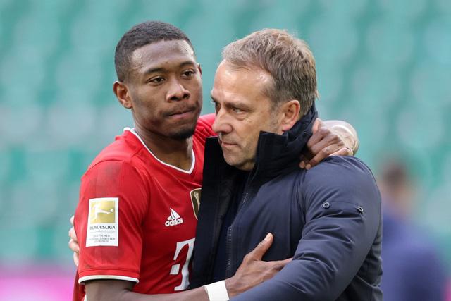 2 nhân vật sẽ rời Bayern Munich vào cuối mùa.