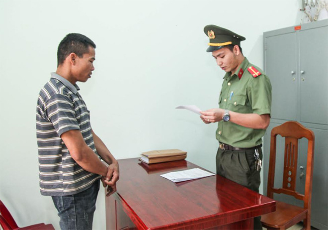 Thái Nguyên: Khởi tố đối tượng tổ chức cho người nước ngoài ở lại Việt Nam trái phép - Ảnh 1.