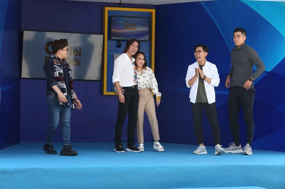 Hoài Phương nói về Việt Hương, cảm xúc khi vợ tặng 1,7 tỷ đồng cho ông Đoàn Ngọc Hải - Ảnh 1.