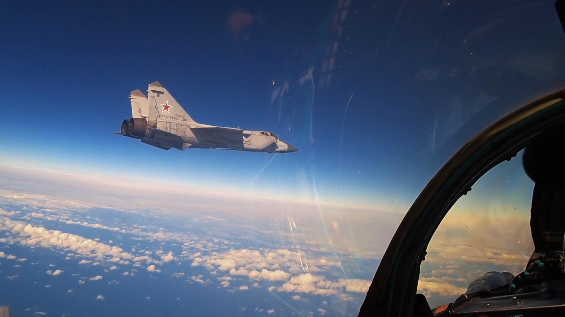 Vì sao mọi máy bay quân sự đối phương phải rút lui khi gặp MiG-31 - Ảnh 4.