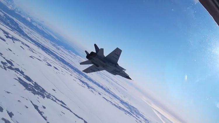 Vì sao mọi máy bay quân sự đối phương phải rút lui khi gặp MiG-31 - Ảnh 5.