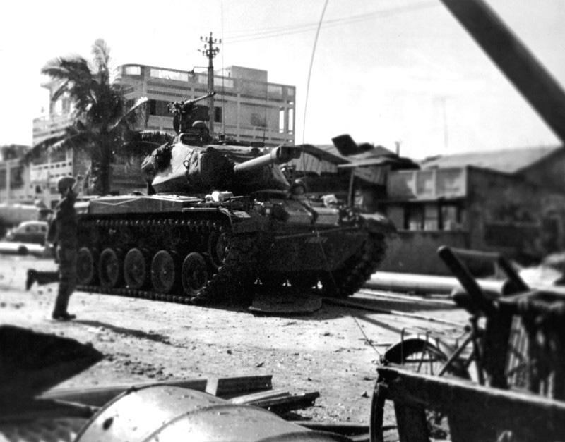"""Độc đáo: Bộ đội Việt Nam từng lấy xe tăng """"chiến lợi phẩm"""" để giải phóng Sài Gòn - Ảnh 2."""