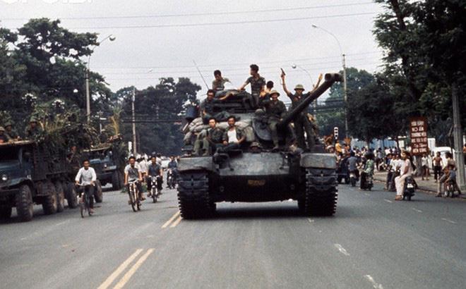 """Độc đáo: Bộ đội Việt Nam từng lấy xe tăng """"chiến lợi phẩm"""" để giải phóng Sài Gòn - Ảnh 3."""