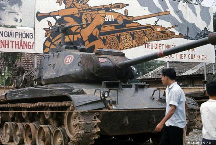 """Độc đáo: Bộ đội Việt Nam từng lấy xe tăng """"chiến lợi phẩm"""" để giải phóng Sài Gòn - Ảnh 8."""