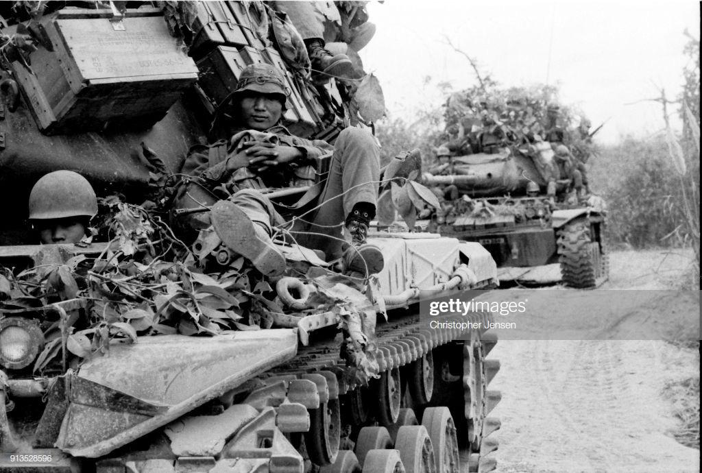 """Độc đáo: Bộ đội Việt Nam từng lấy xe tăng """"chiến lợi phẩm"""" để giải phóng Sài Gòn - Ảnh 9."""