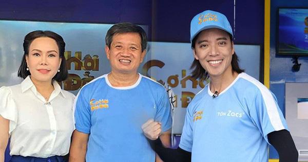 Hoài Phương nói về Việt Hương, cảm xúc khi vợ tặng 1,7 tỷ đồng cho ông Đoàn Ngọc Hải - Ảnh 3.