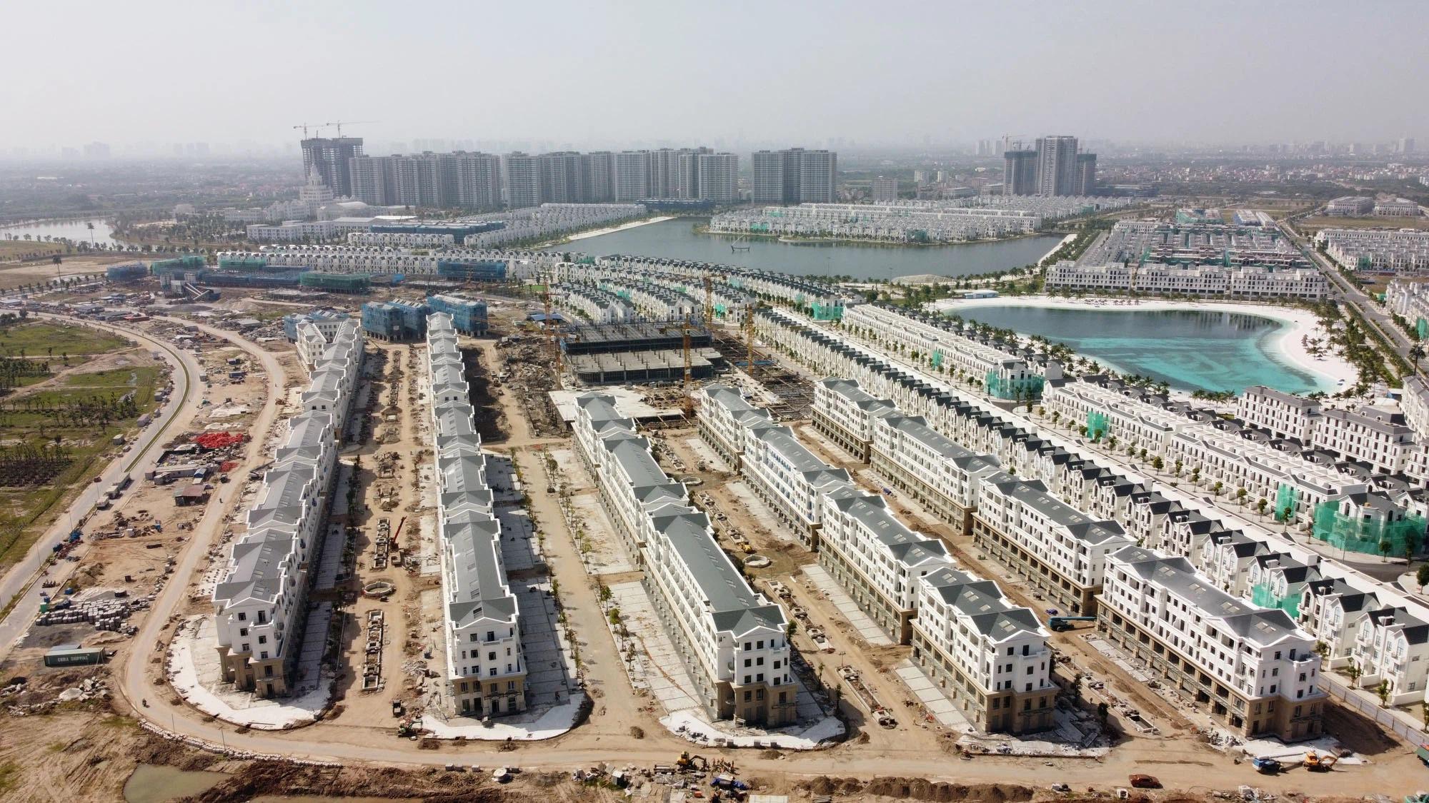 Vingroup sẽ làm sân golf, trung tâm thương mại ở Hà Nội hơn 200 ha - Ảnh 1.