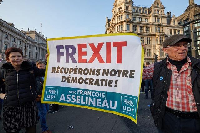 Frexit- Pháp sẽ theo chân Anh rời bỏ Liên minh châu Âu? - Ảnh 1.