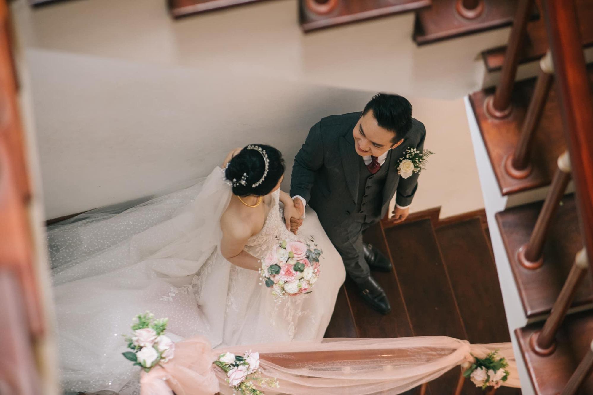MC Hạnh Phúc chia sẻ sắp có con, tiết lộ lý do chưa thể tổ chức tiệc cưới - Ảnh 4.