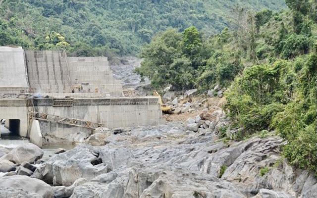 Quảng Ngãi: Loạn dự án đầu tư thuỷ điện chậm tiến độ sau nhiều năm cấp phép