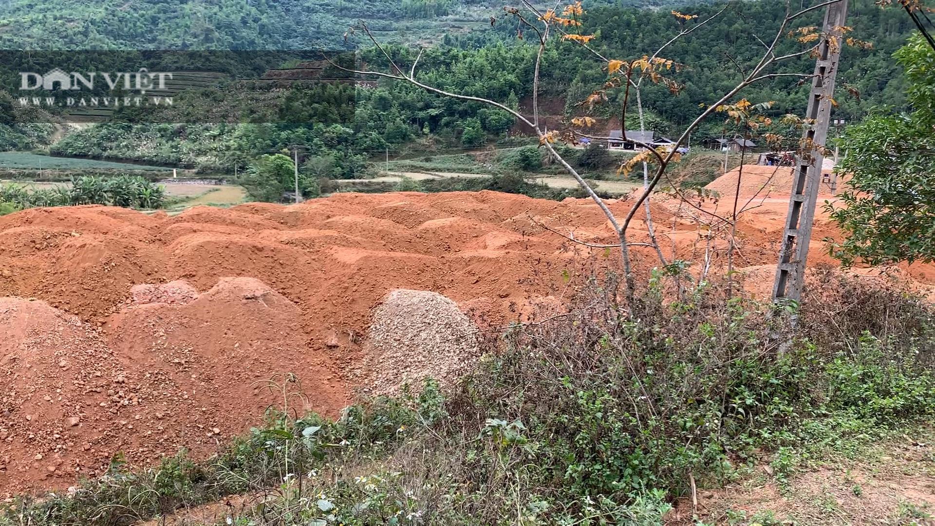 Đổ đất lấp ruộng ở Bắc Kạn: Chính quyền ra quyết định xử phạt - Ảnh 2.