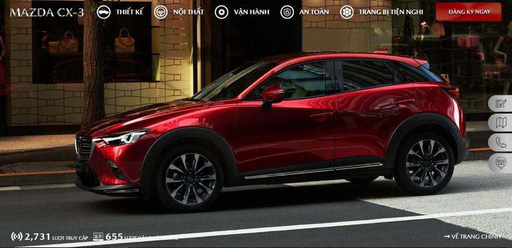 Mazda CX-30 gây sốt, giá hấp dẫn, đối thủ đáng gớm của Toyota Corolla Cross  - Ảnh 1.