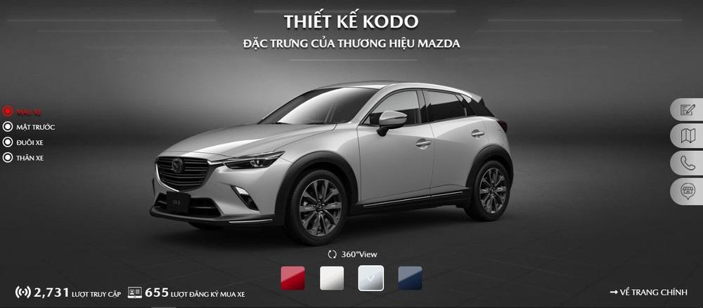 Mazda CX-30 gây sốt, giá hấp dẫn, đối thủ đáng gớm của Toyota Corolla Cross  - Ảnh 3.